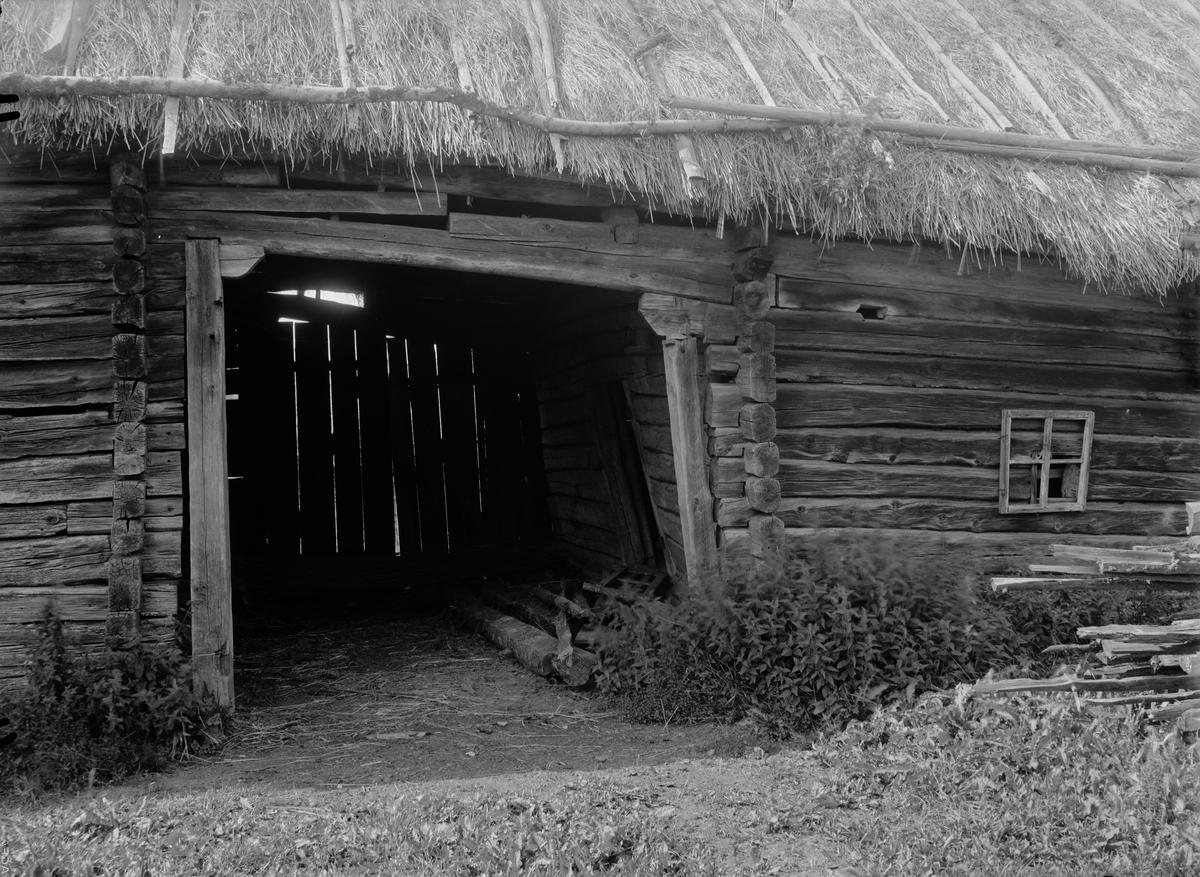 Portlider, Kvekgården, Fröslunda socken, Uppland 1929