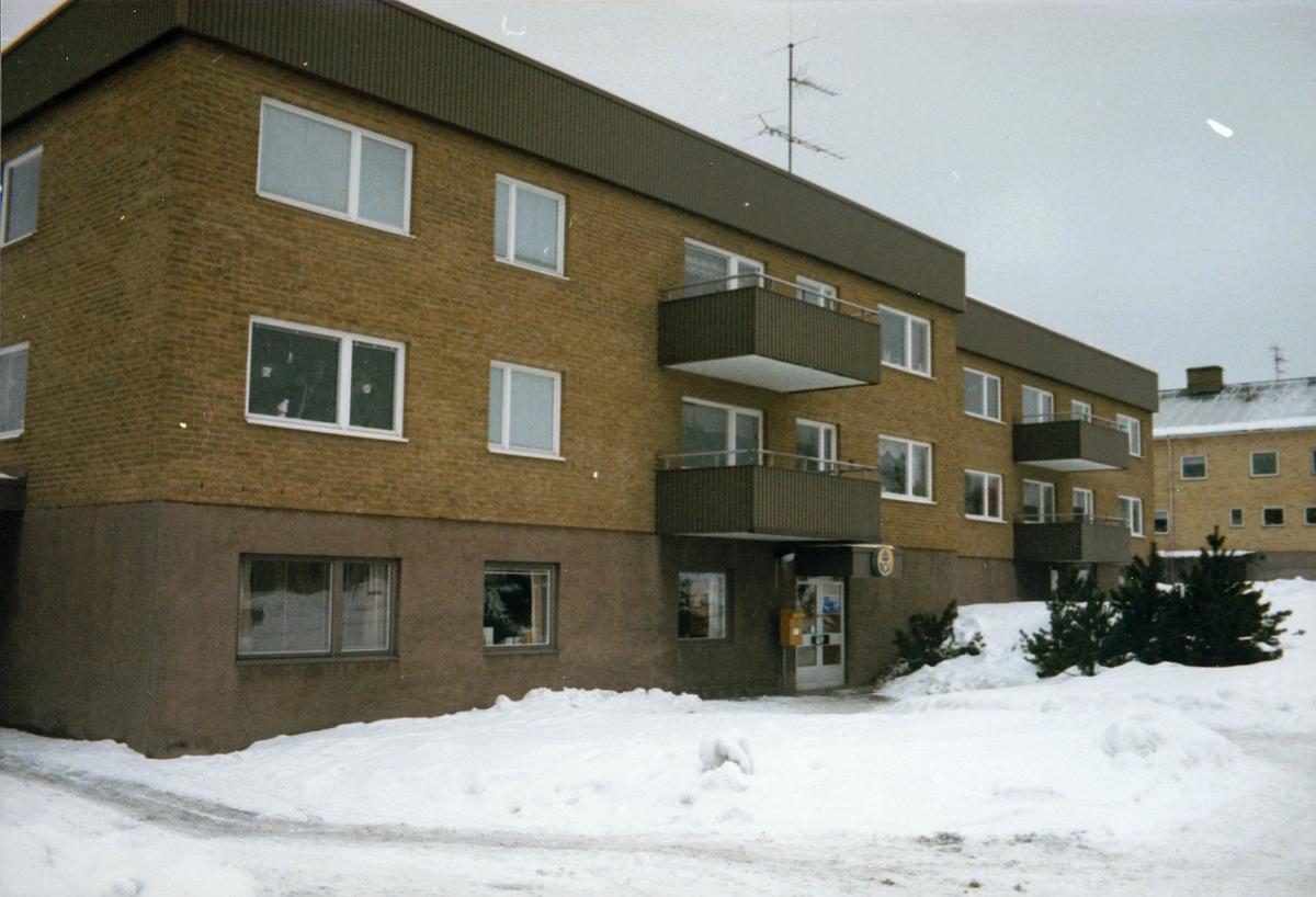 Postkontoret 570 01 Rörvik Torggatan 2