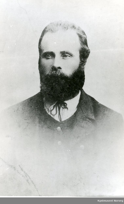 Portrett av Julius Aleksandersen Røed