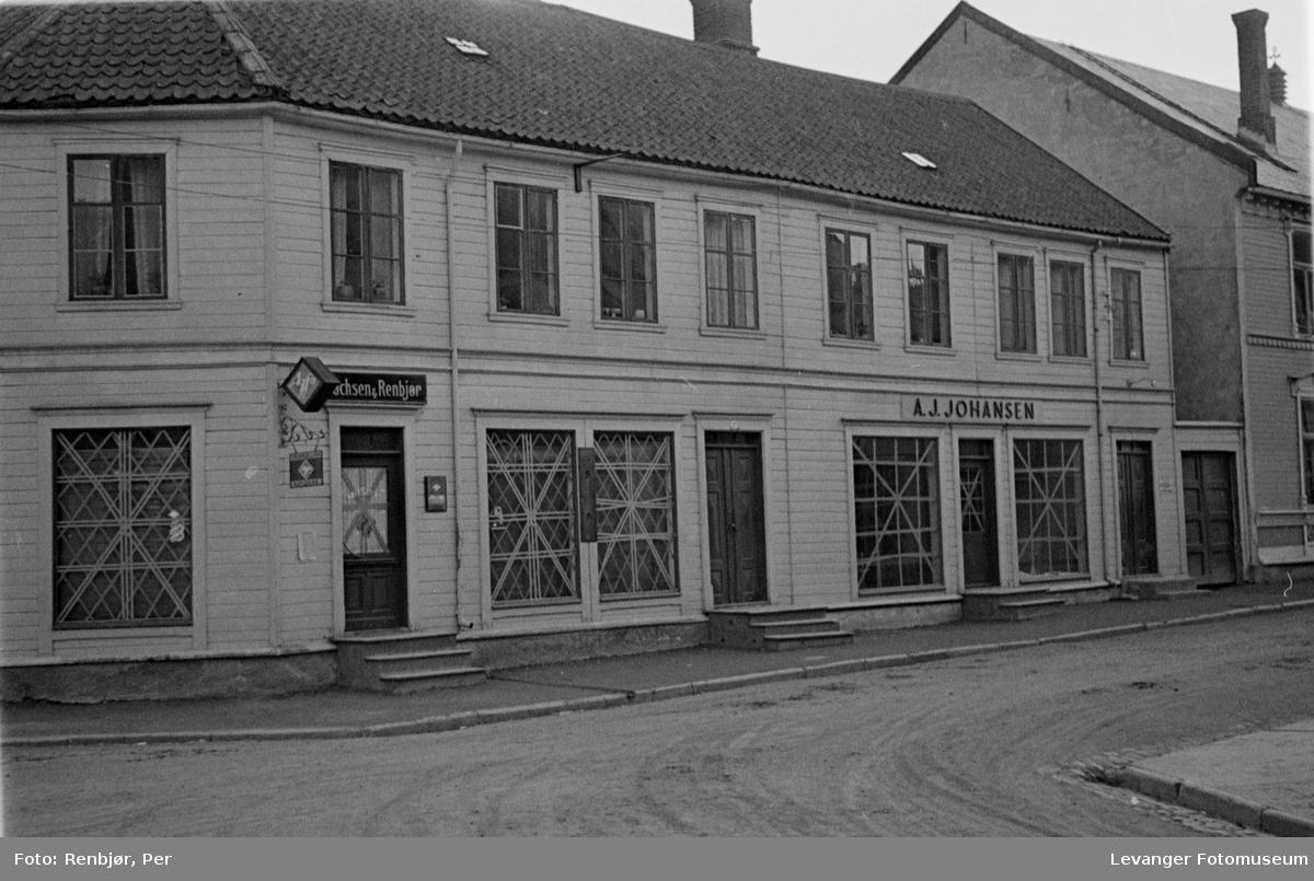 Trehus i Brugata, Levanger