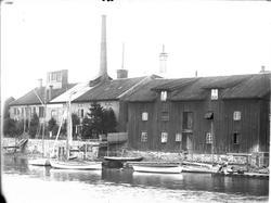 Sjöstrands Bryggeri, Vänersborg.