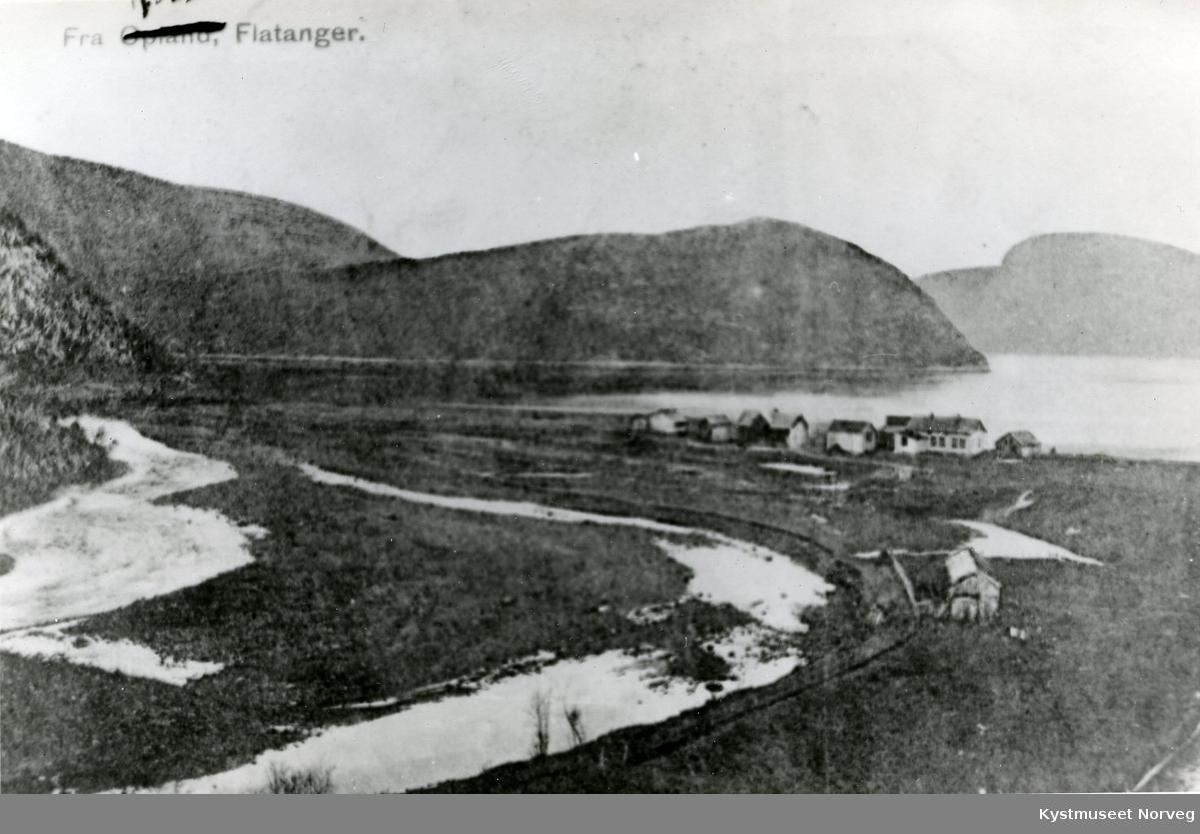 Flatanger, Landskapsbilde