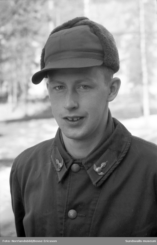 """Göran """"Pisa"""" Niklasson, fotbollsspelare i GIF Sundsvall."""