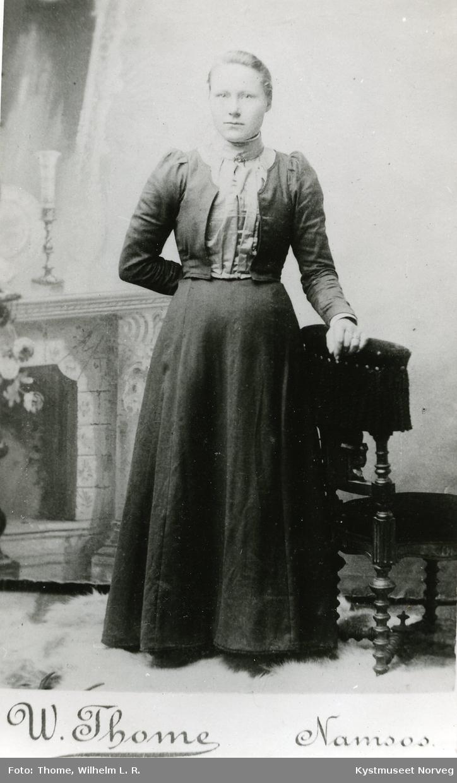 Augusta Brandsmo Hoveland