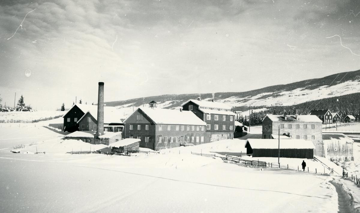Fossheim ysteri i Vestre Slidre