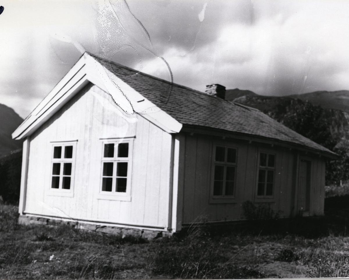 Gamle skulehuset i Vang i Valdres