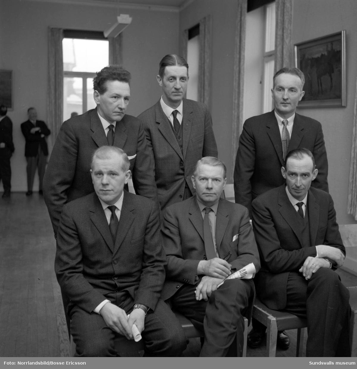 Seminföreningens årsmöte på W6.