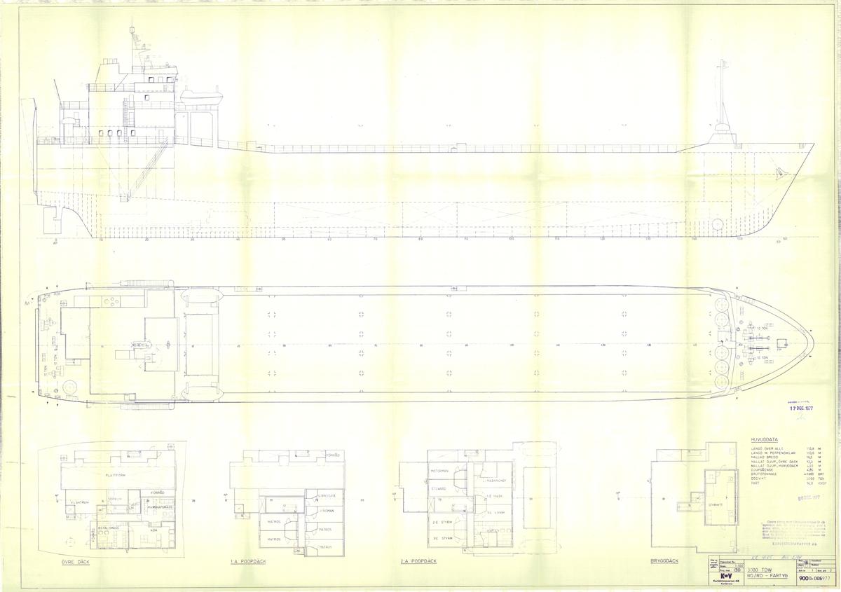 Konstruktionsritning