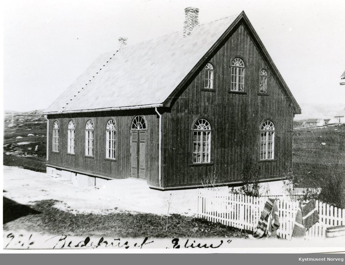 """Rørvik - Baptistkirken """"Elim"""""""