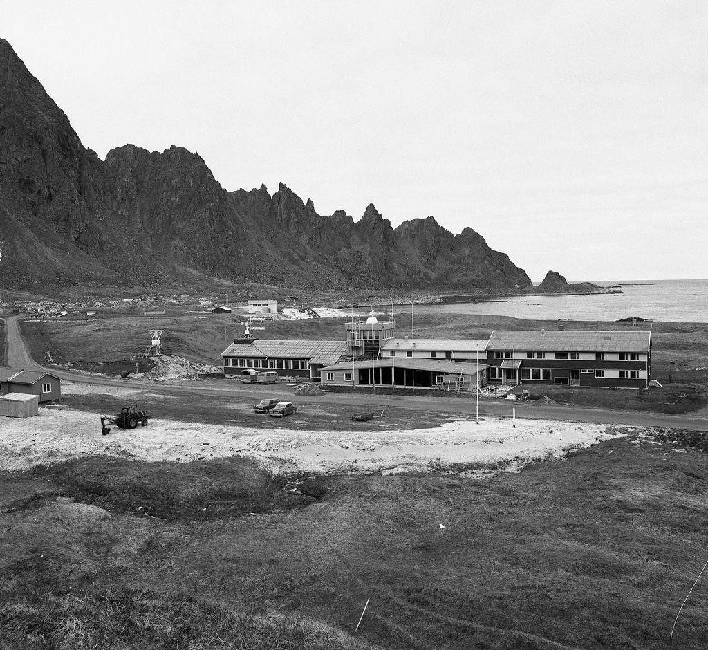Andøya Rakettskytefelt 13.juni 1970.