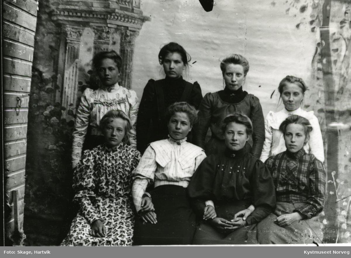 Ukjente jenter