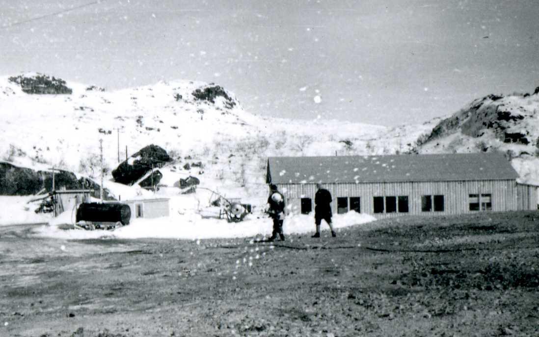 Kjelavatn 9, Februar 1958