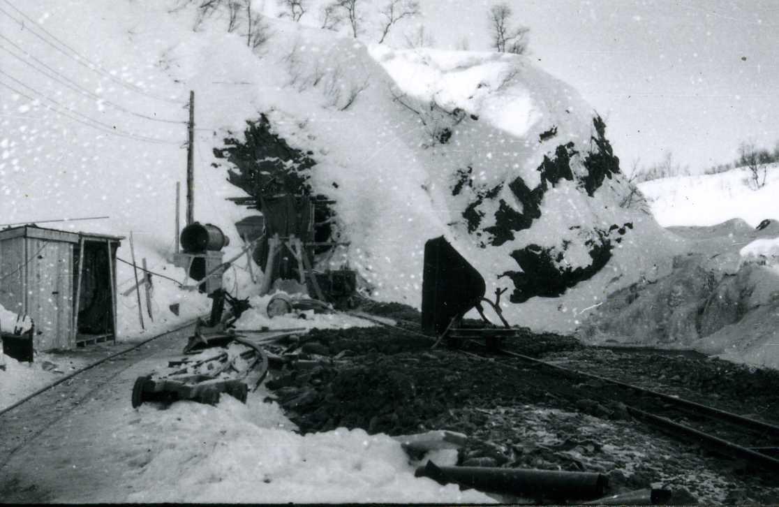 Kjelavatn 11, Februar 1958