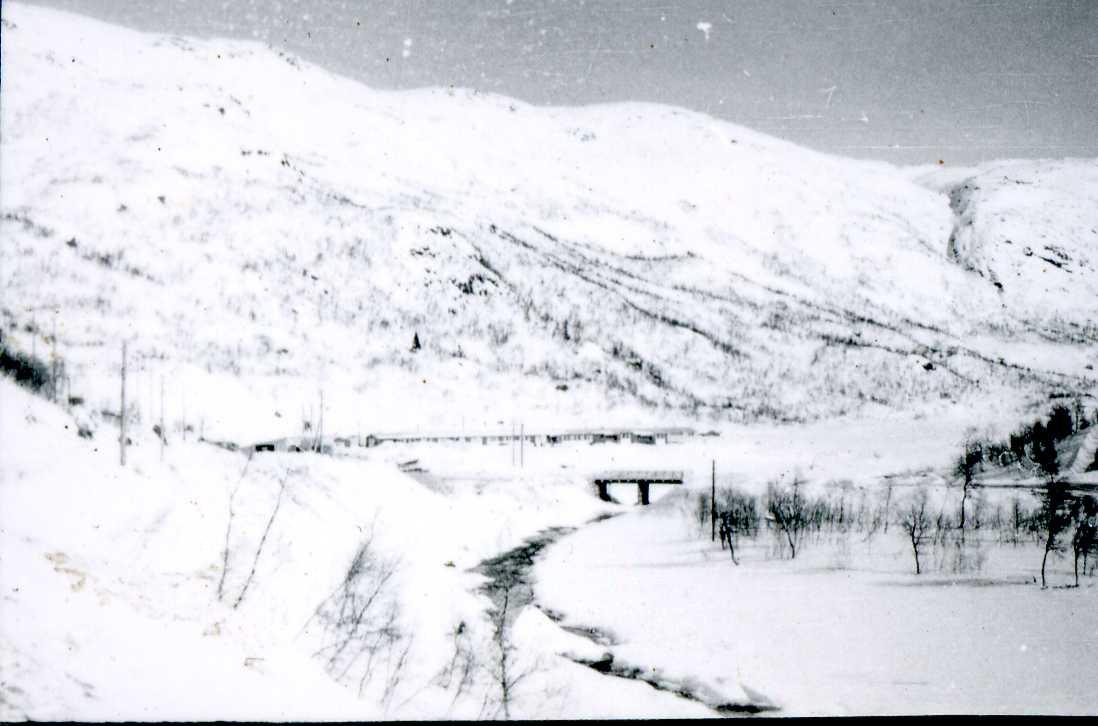 Kjelavatn 13, Februar 1958