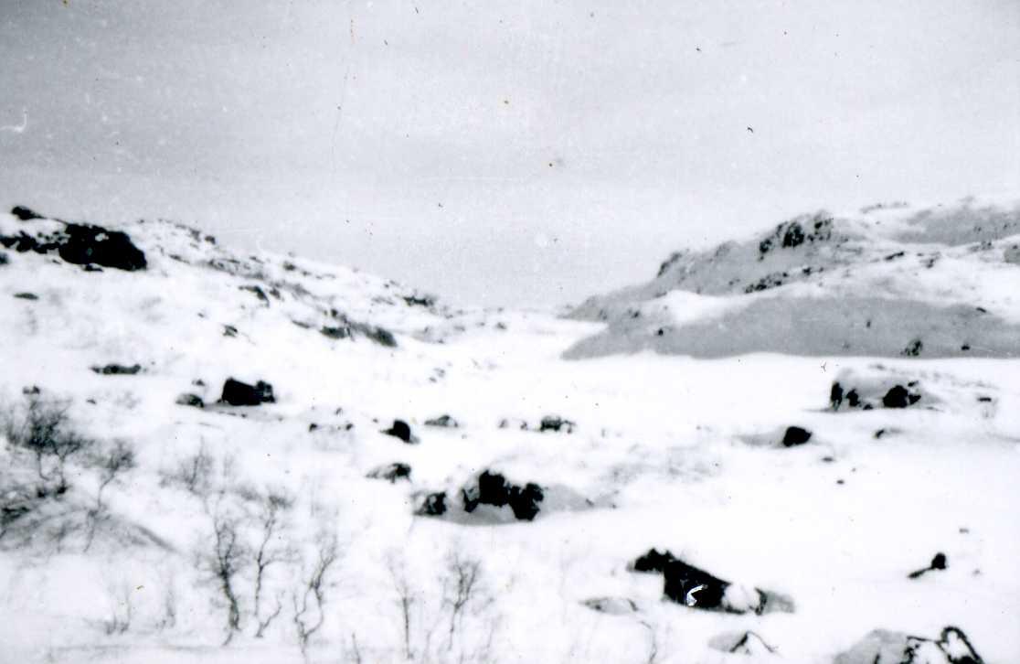 Kjelavatn 16, Februar 1958