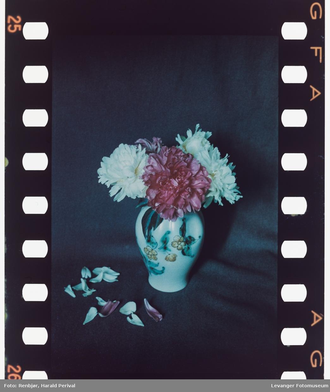 Blomstervase.