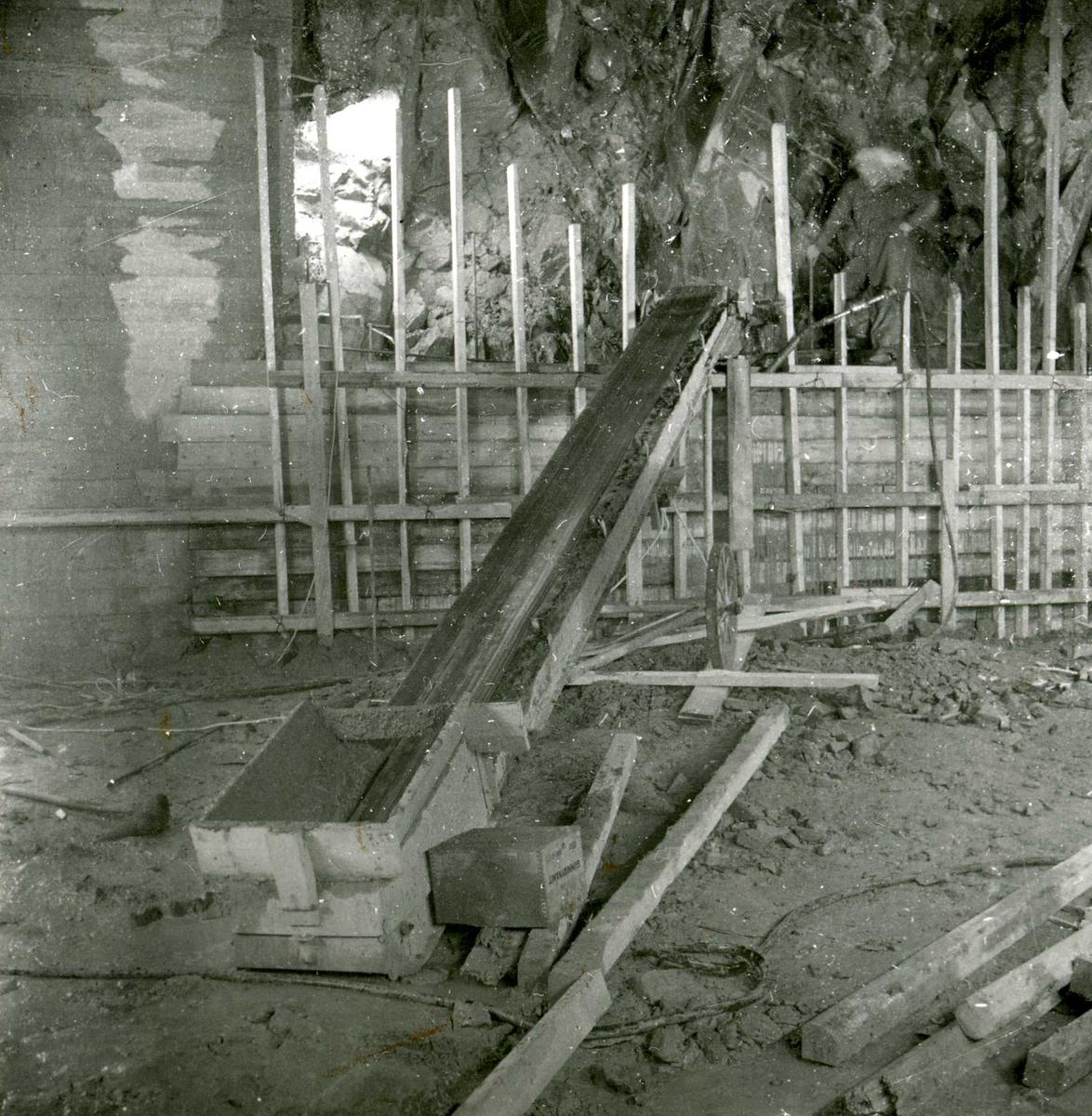Dalen 13, betong, mai 58