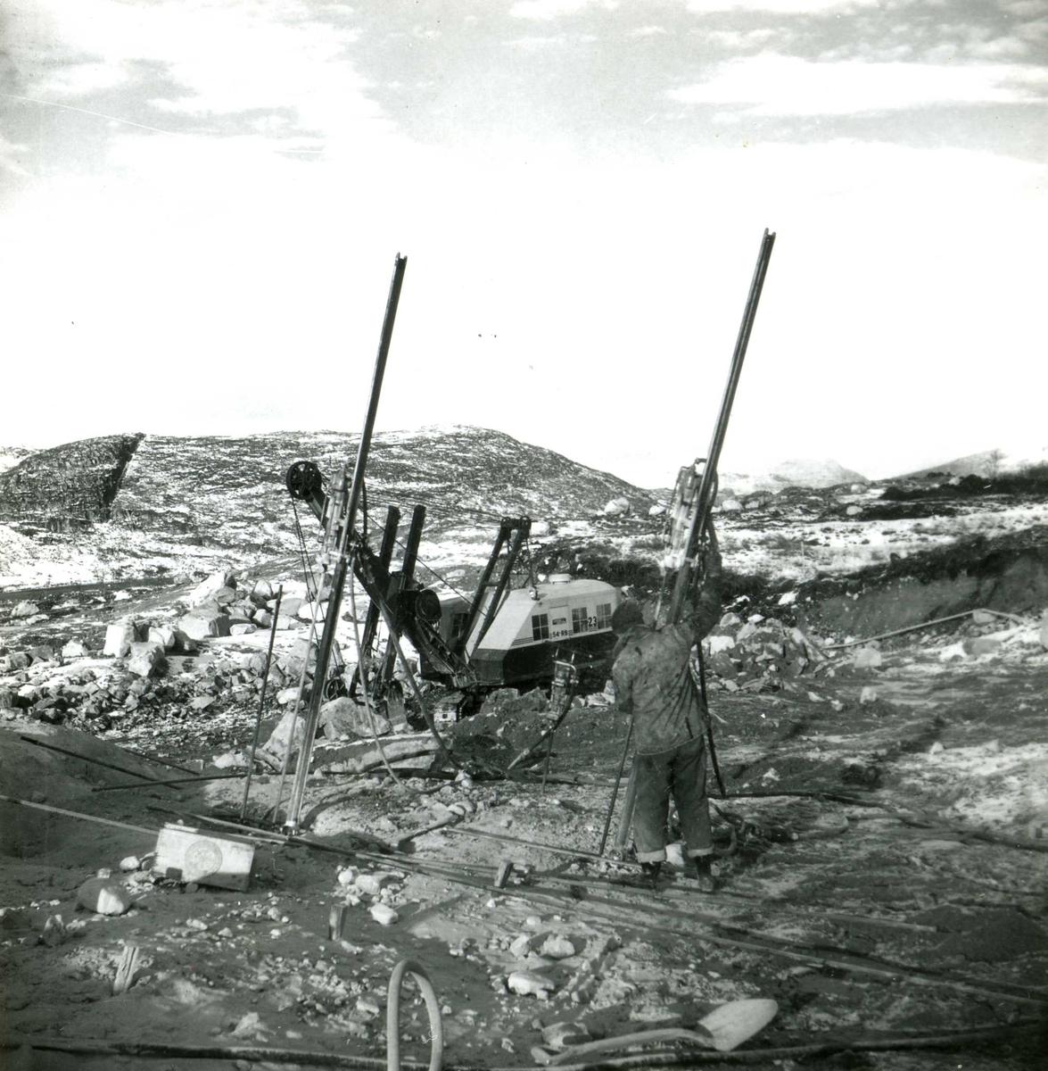 Songa 113, høsten1959