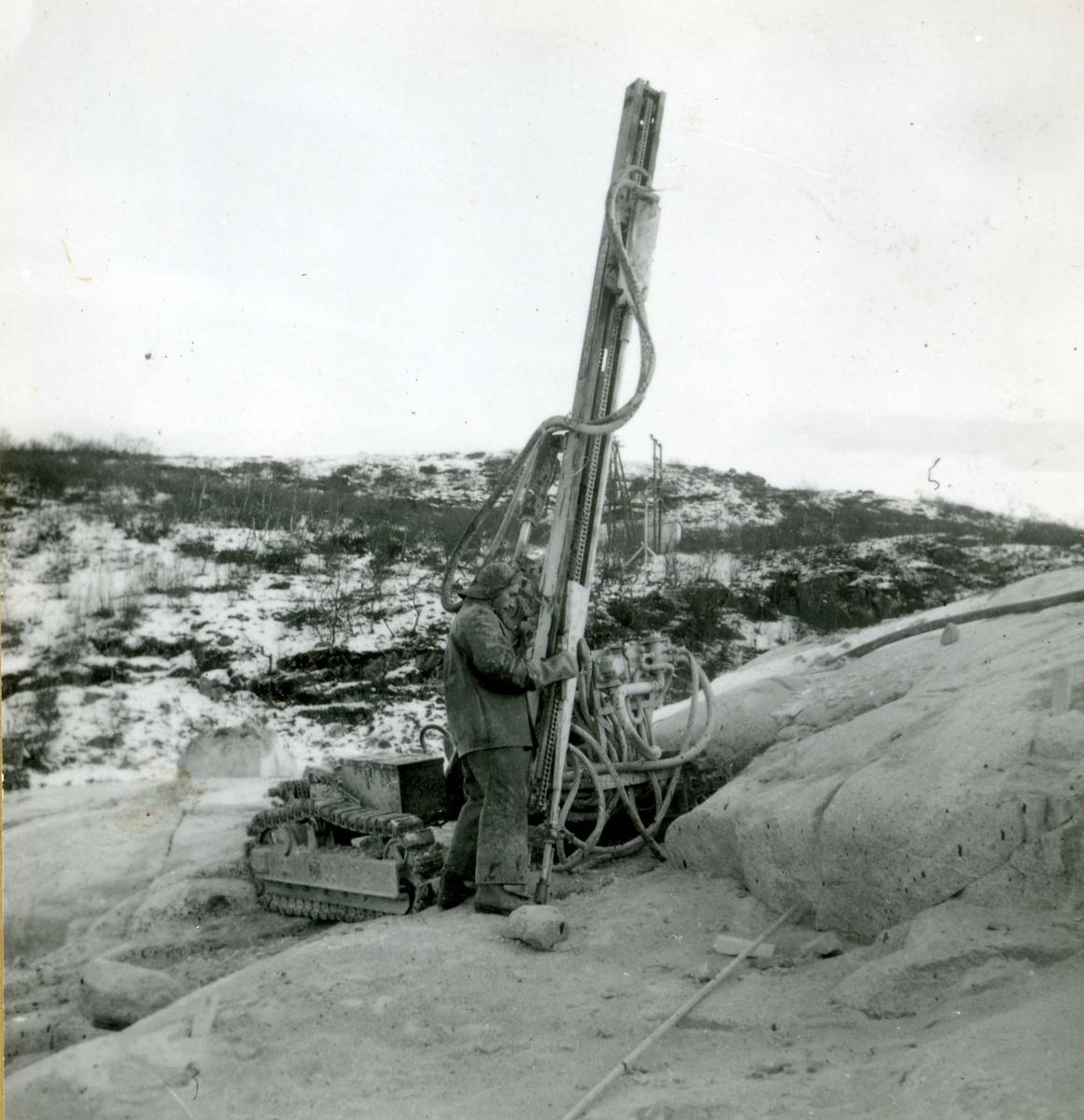 Songa 116, høsten1959