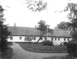 Lantgård, negativ 70:5606 18x24.
