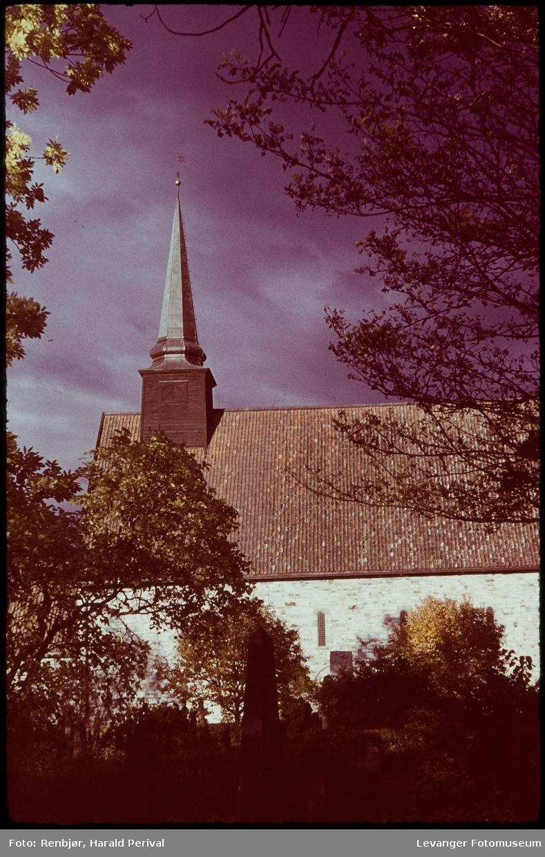 Stiklestad kirke.