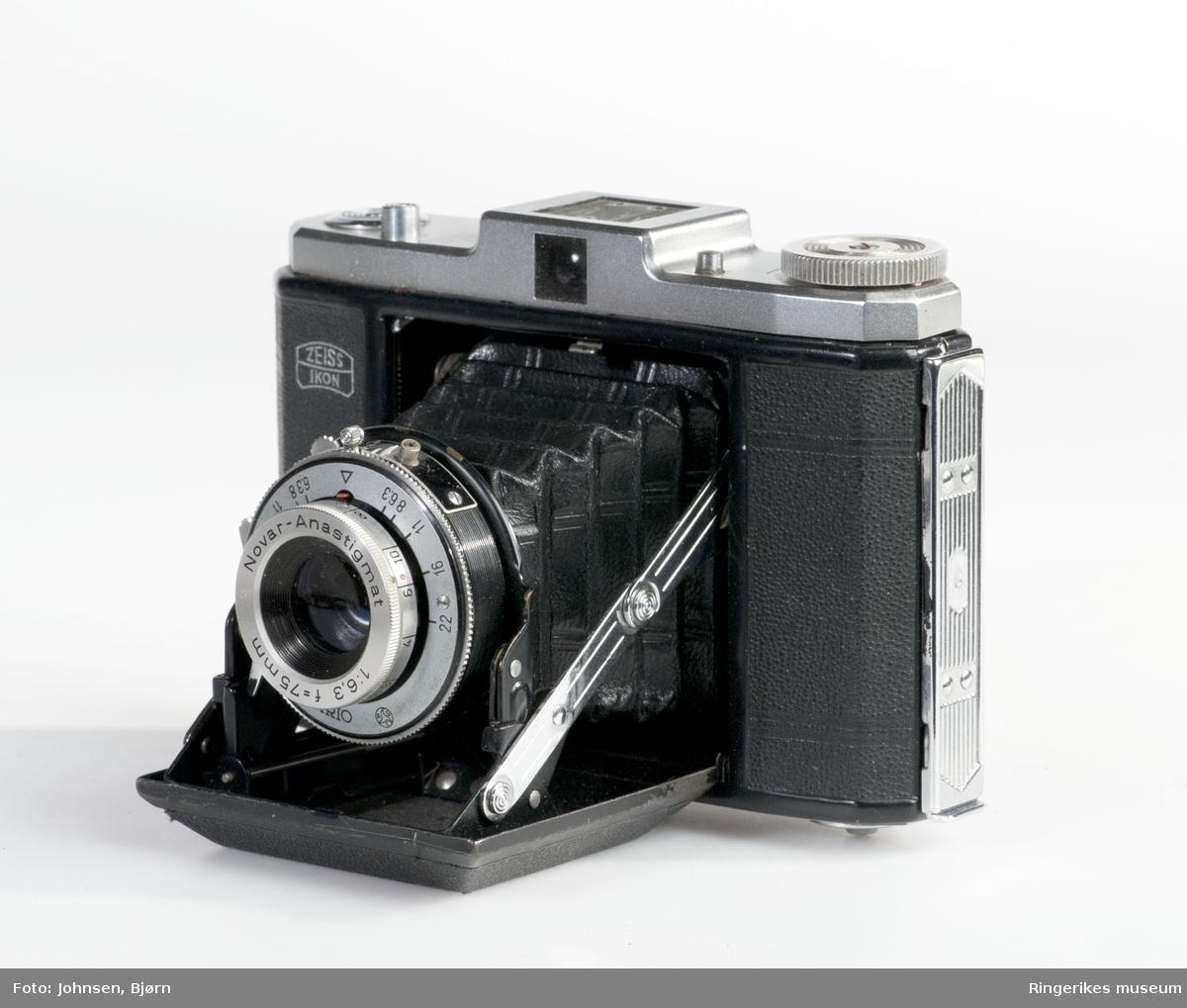 Kodak Retina folding kamera Compurlukker