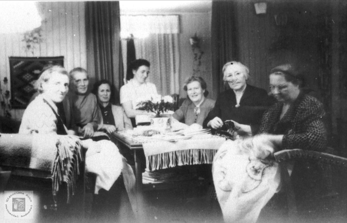 Kvinneforening på Koland