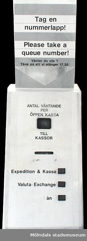 """Bild som användes vid utställningen """"Är du inte riktigt klok?"""" på Mölndals museum."""