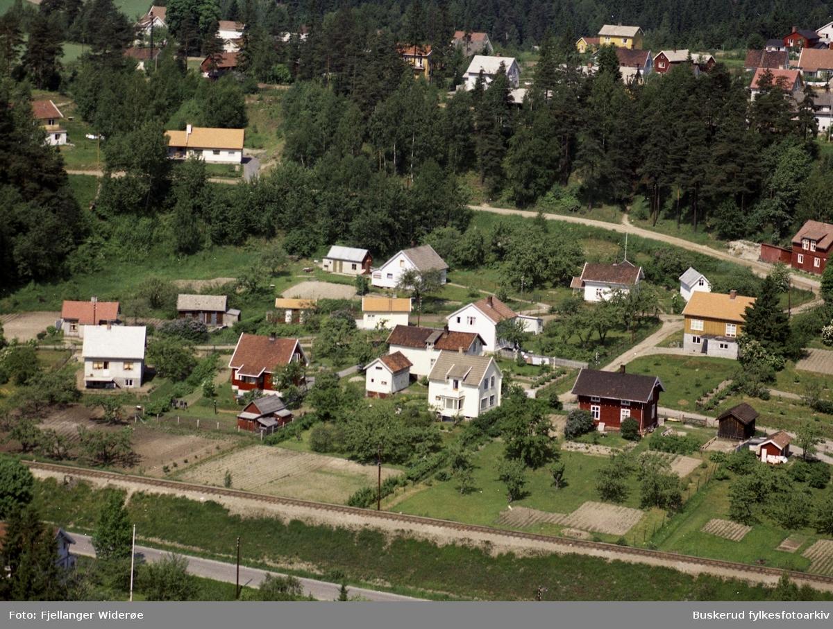 Askveien Jernbanen Ringveien 1961
