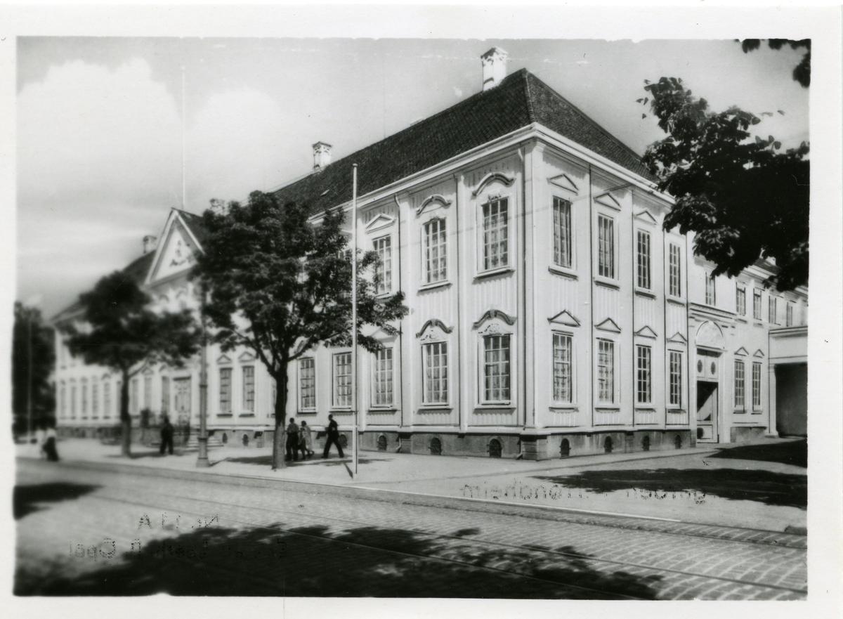 Stiftsgården i Trondheim