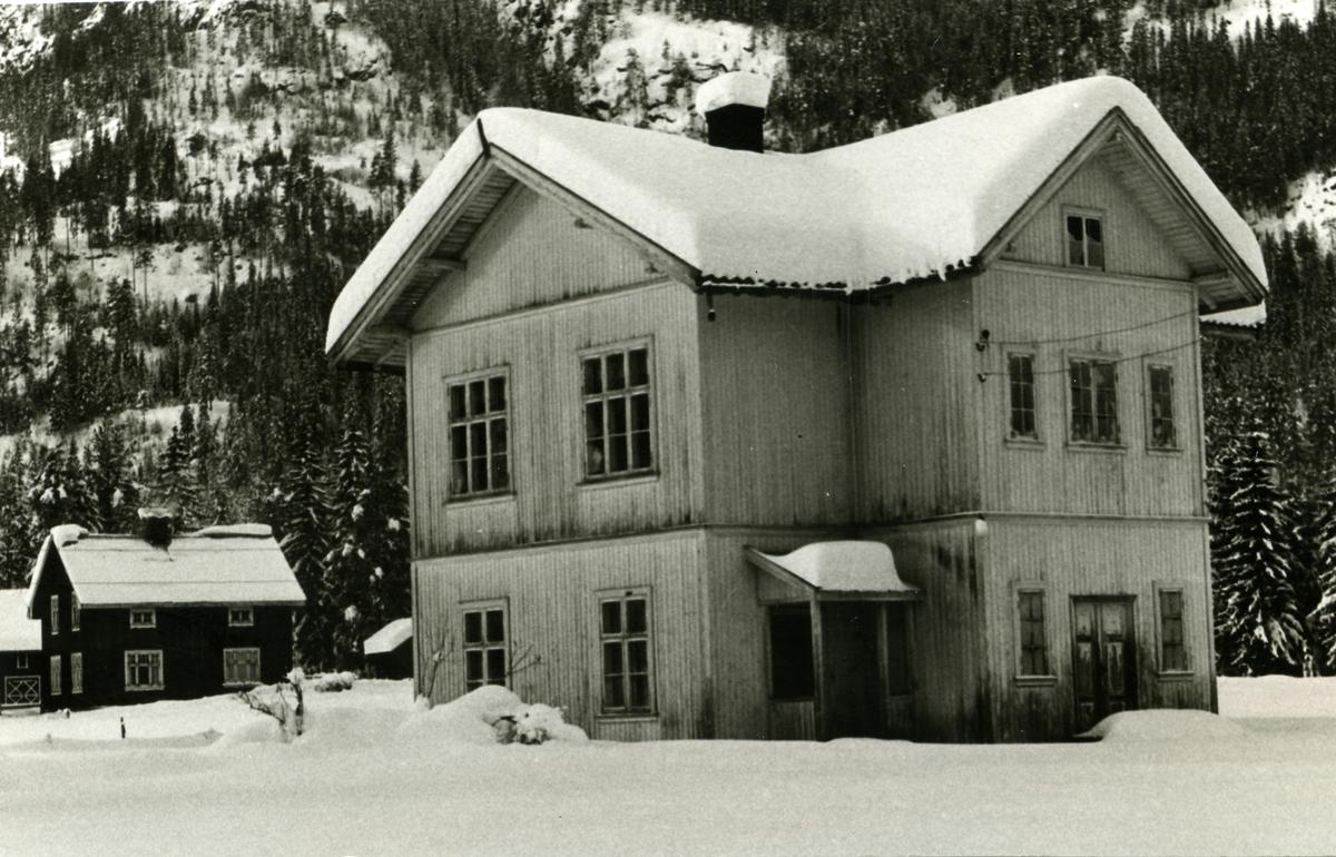 Strømmen skule, Begnadalen, Sør-Aurdal