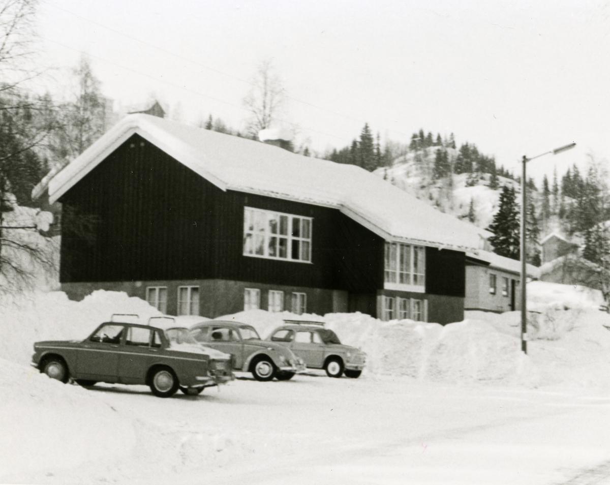 Bagn bedehus, Sør-Aurdal. Bygd i 1959