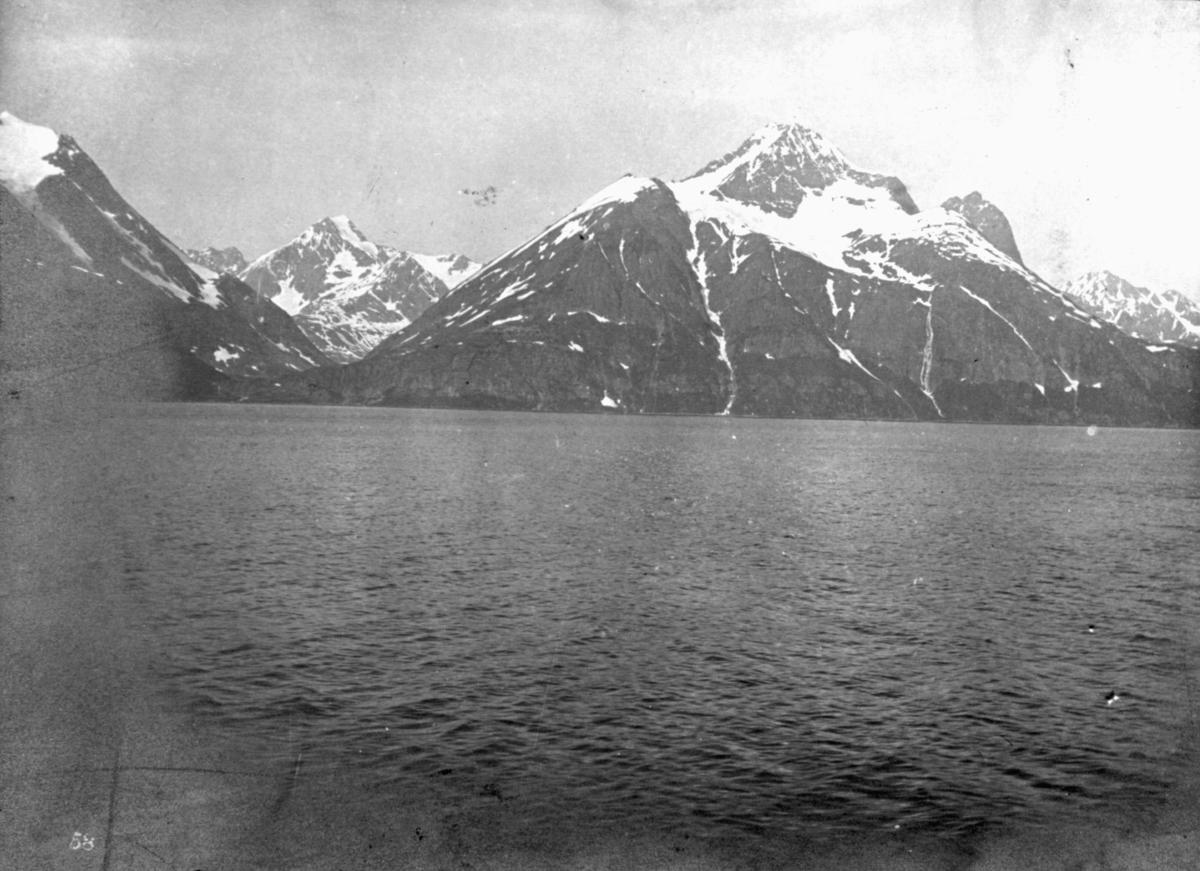 """""""Lyngenfjorden."""""""