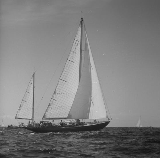"""Scaiv- Race Marstrand 1960""."