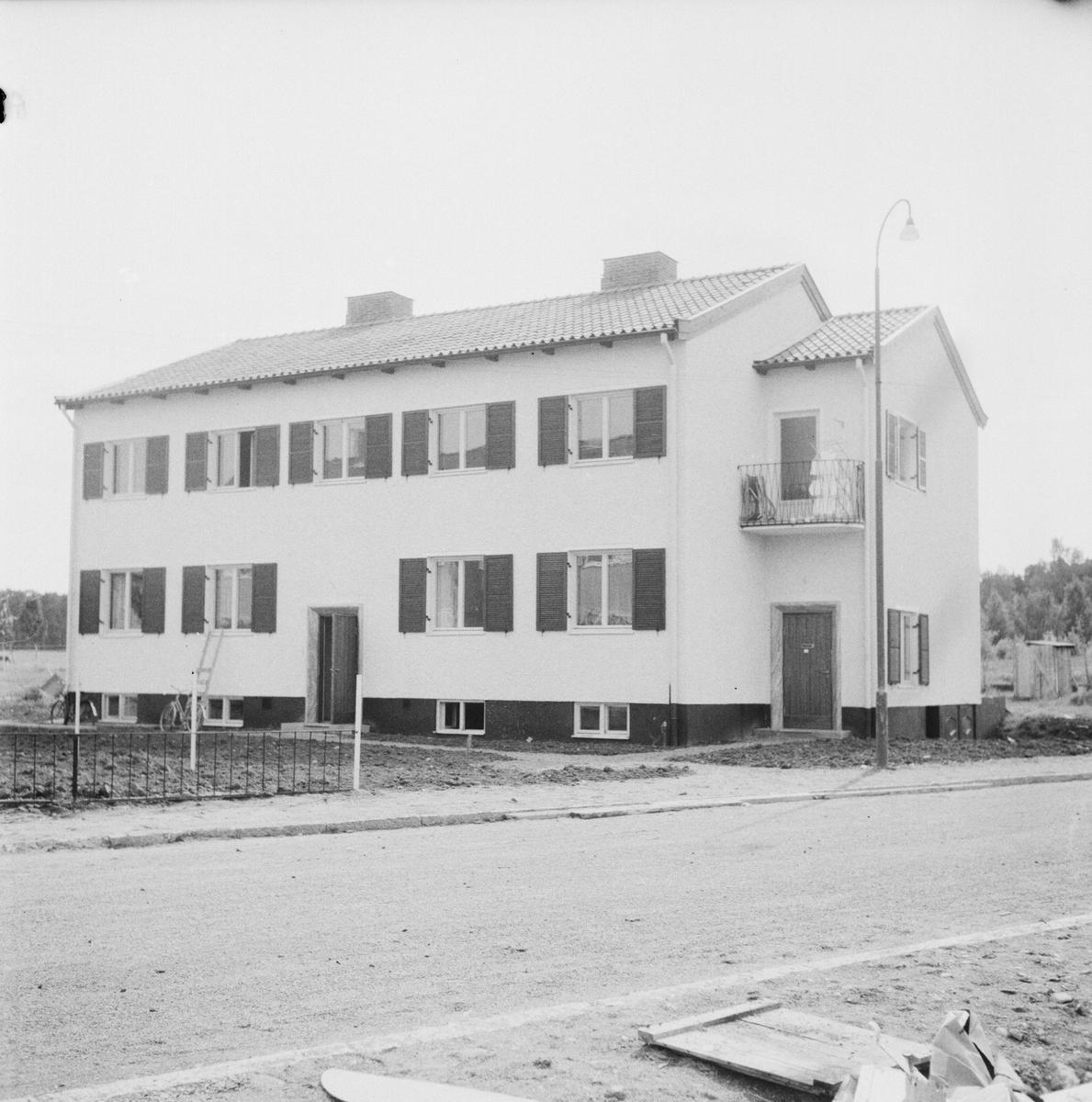 """""""Högerförbundet, Medborgarskolan"""", Uppsala, 1948"""
