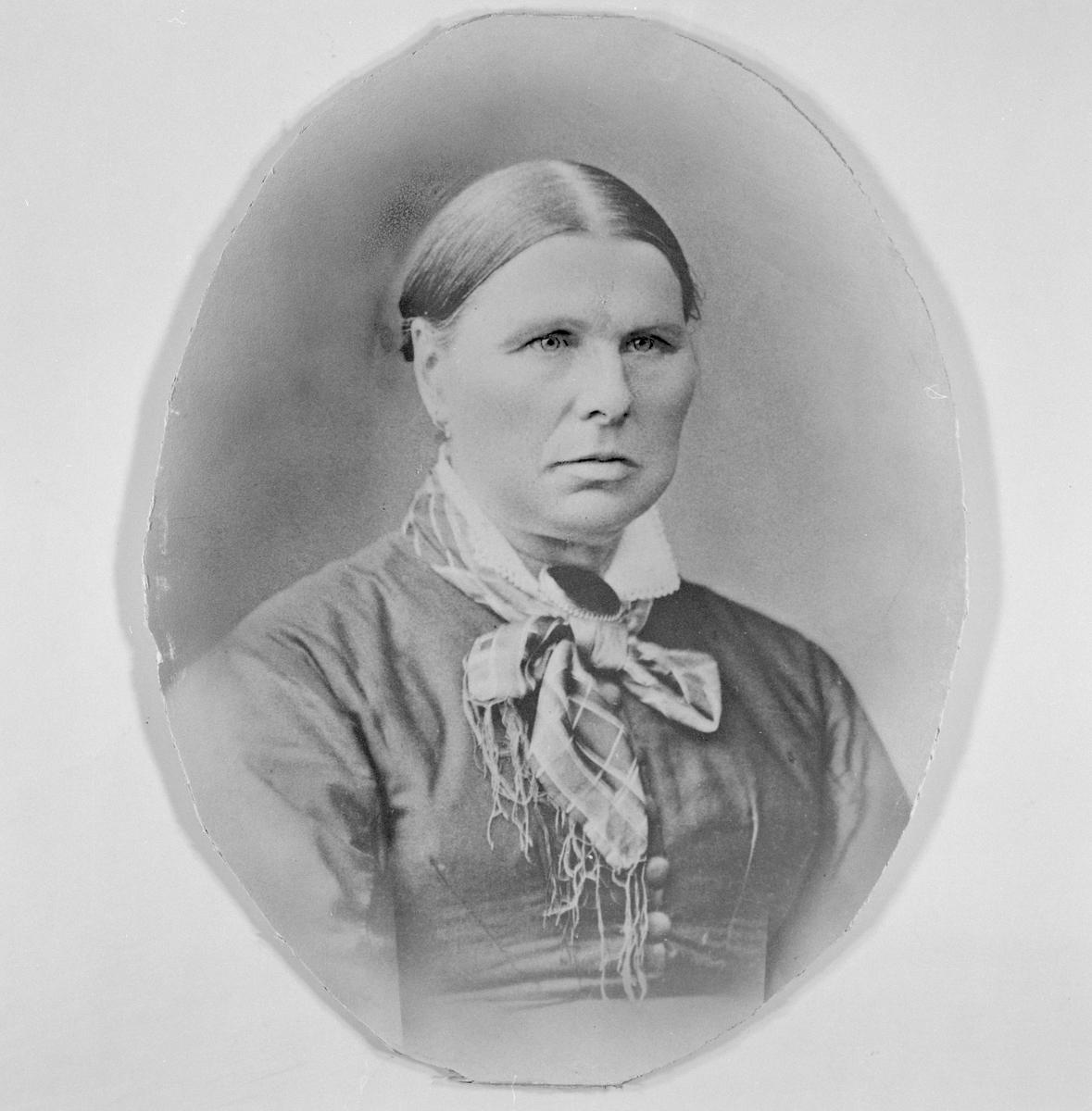 Inge Marie Hansdatter (23.1.1833 - 6.10.1906)