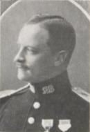 Norsk vernepliktig sekondløytnant som tok tjeneste i krondomenet i Fristaten Kongo (EIC) i to perioder fra 1898 til 1905.