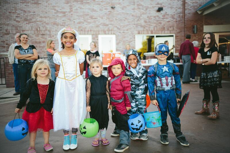 Halloween for barna! (Foto/Photo)