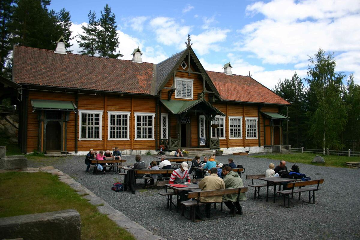 Sakkerhus- Saggrenda (Foto/Photo)