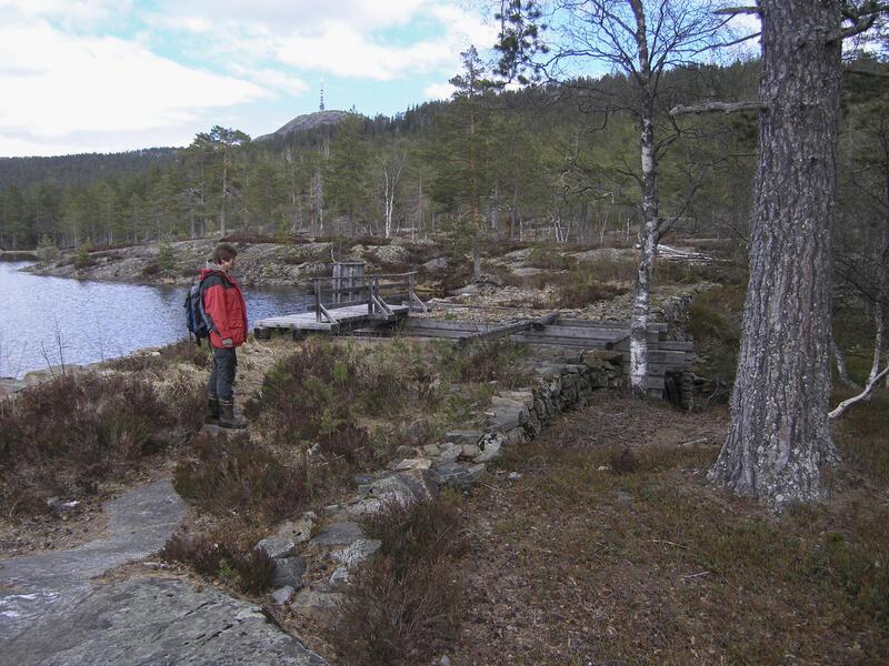 Helgevannsdammen (Foto/Photo)