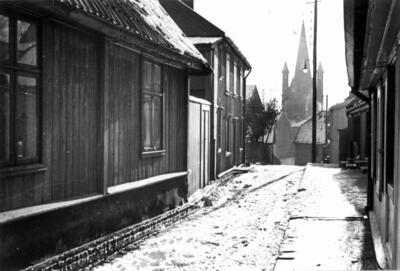 Enerhaugen 1935. Foto/Photo