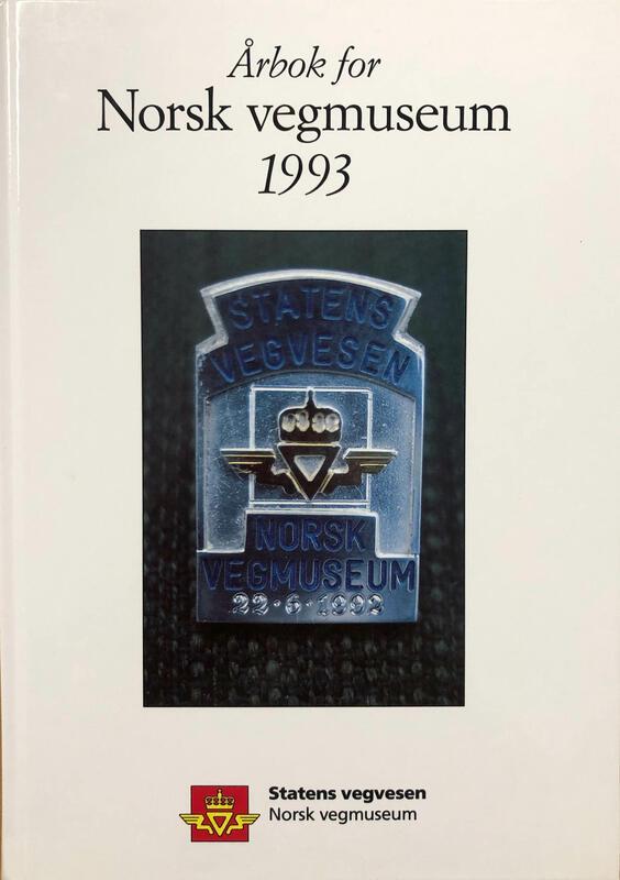 Årbok 1993. (Foto/Photo)