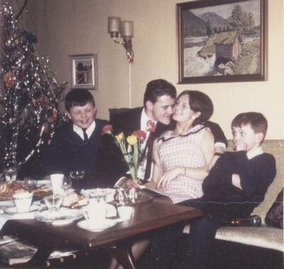 Nilsens jul 1968. Foto/Photo
