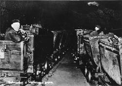 Lokomotiv ved skråplanet (Foto/Photo)