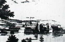Jönköpings slott. Erik Dahlberg.