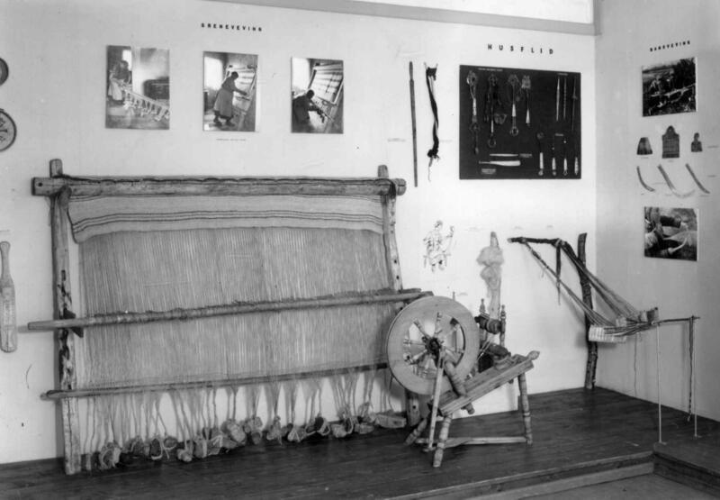 Samisk utstilling (Foto/Photo)