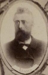 Overstiger Tønnes Lassen (1842-1890) (Foto/Photo)