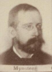 Aspirant Thomas G. Münster (1855-1938) (Foto/Photo)
