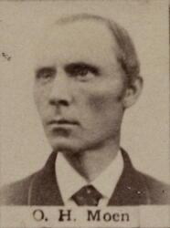 Stiger Ole H. Moen (1840-1922) (Foto/Photo)