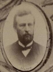 Overstiger Ole Nerdrum Hagen (1846-1910) (Foto/Photo)